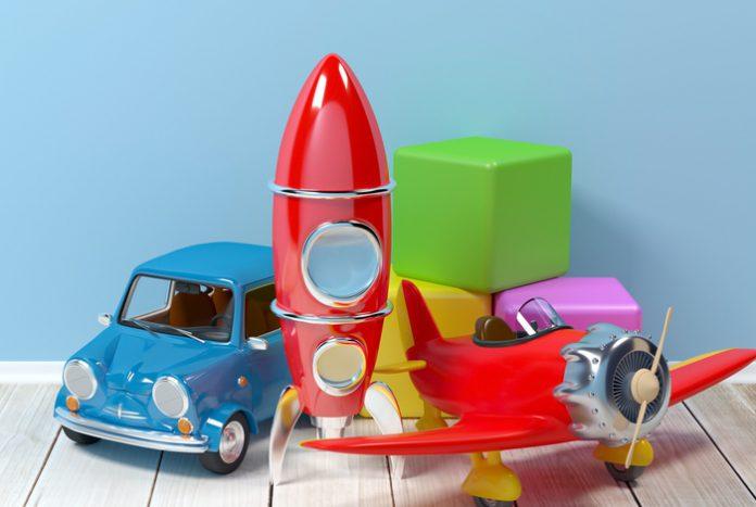 giocattoli vecchi